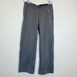 Nike Womens Dri-Fit Fleece Track Pants Sweatpants